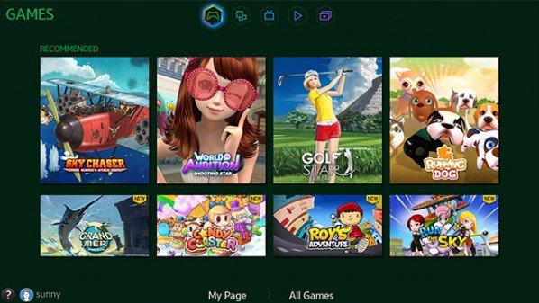 سامسونج تعلن عن تحديثات جديدة لنظام الألعاب داخل أجهزة التلفاز الذكي