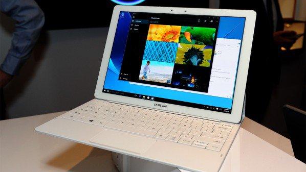سامسونج تعلن عن حاسبها اللوحي Galaxy TabPro S العامل بنظام ويندوز 10