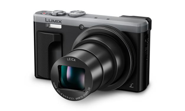 باناسونيك تطرح كاميرا LUMIX DMC-TZ80 الجديدة مع خاصية التقاط الفيديو والصور بدقة 4K ضمن هيكلية مدمجة