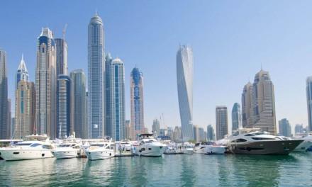 الدورة 24 لمعرض دبي العالمي للقوارب تجسد نمط الحياة الملاحية  الترفيهية المبتكرة