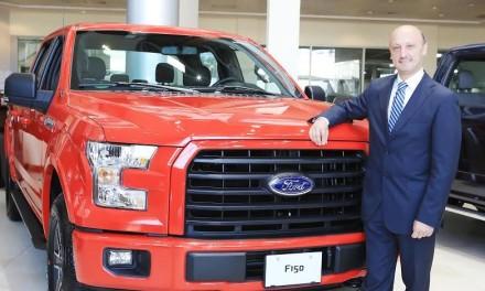 فورد الشرق الأوسط تُعيّن مديراً جديداً للمبيعات