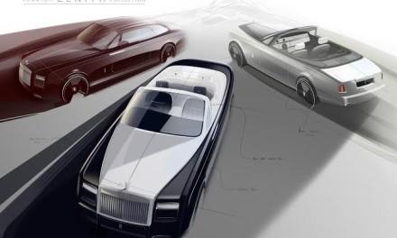 رولز-رويس موتور كارز توقف إنتاج سيارات فانتوم الجيل السابع.