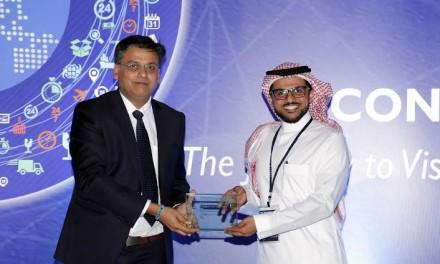 STC  تفوز بجائزة أفضل مقدم لخدمات مراكز البيانات بالمملكة