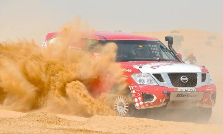 نيسان تؤكد إلتزامها برياضة السيارات في المملكة من خلال دعمها ورعايتها لرالي حائل نيسان الدولي