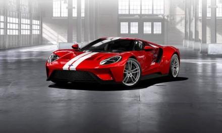 فورد تبدأ تلقي طلبات شراء سيارة فورد GT الجديدة كلياً عبر الموقع الإلكتروني FordGT.com