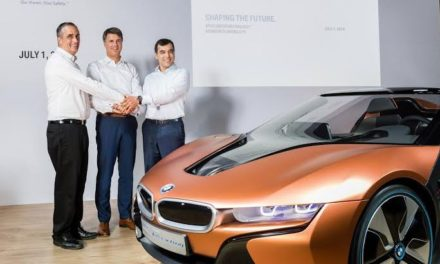 تعاون بين مجموعة BMW وإنتل و Mobileyeلطرح السيارات ذاتية القيادة بحلول العام 2021