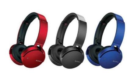 سوني تقدم أحدث التقنيات الصوتية في سماعات الرأس الجديدة h.ear™ الملونة وEXTRA BASS™ اللاسلكية