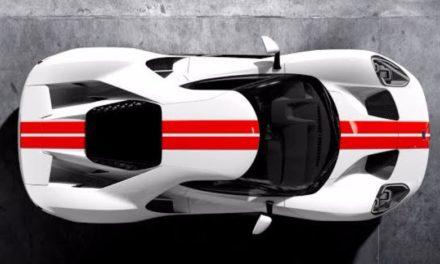 فورد بيرفورمانسFord Performance))  تمدّد إنتاج سيارة فورد GT الفائقة الأداء والجديدة كلياً لعامين إضافيين