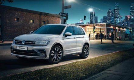 فولكس واجن تطلق سيارتها العائلية الفارهة تيغوان 2017 الجديدة