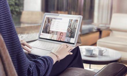 """إجراء أعمالكم بأناقة – أثناء التنقّل! جهاز MateBook من هواوي""""Huawei""""  أصبح متوفّراً الآن في الإمارات العربية المتحدة"""