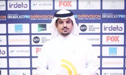 دوري بلس يحصد جائزة الابداع الرياضي في الشرق الاوسط وشمال افريقيا
