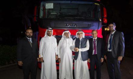 """الشاحنة العالمية الذكية """"تاتا بريما"""" من تاتا موتورز تُطلق بالمملكة العربية السعودية"""