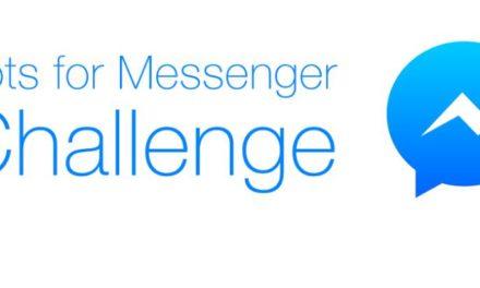 """فيسبوك يطلق مسابقة للمبرمجين في الشرق الأوسط وأفريقيا لتطوير أذكى """"بوت"""" يعمل على تطبيق """"ماسنجر"""""""
