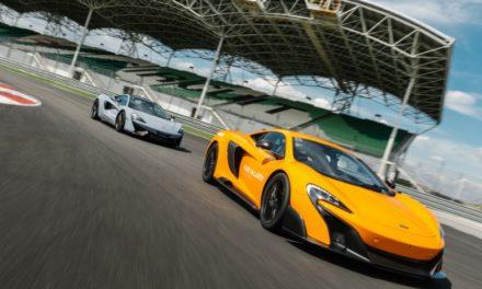 أكاديمية بيور ماكلارين للسباقات تهدف إلى تحويل هواة رياضة السيارات إلى سائقي سباقات
