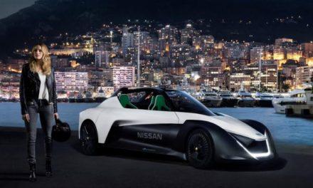 """""""نيسان"""" تختار الممثلة مارجوت روبي كأوّل سفيرة لسياراتها الكهربائية"""