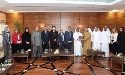 """""""جامعة حمدان بن محمد الذكية"""" الأولى في الشرق الأوسط وأفريقيا في تحقيق متطلبات نظام إدارة استمرارية الأعمال """"آيزو 22301"""""""