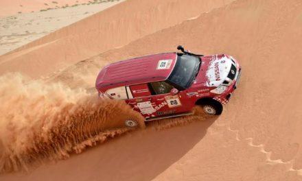 """""""نيسان"""" راعياً رئيسياً لرالي أبوظبي الصحراوي للسنة الرابعة عشر على التوالي"""