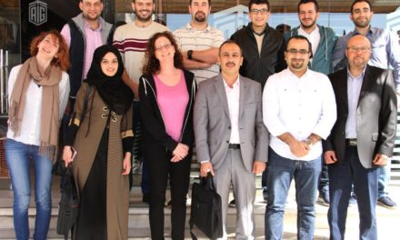 """""""مركز تنسيق الشبكات الأوروبية لبروتوكول الإنترنت"""" يلتقي مشغلي شبكات العراق والأردن في عمّان"""