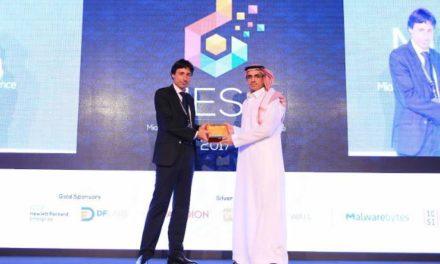 مُدير عام تنفيذي الأمن والخصوصية في موبايلي يُتوّج بجائزة أمن المعلومات في الشرق الأوسط