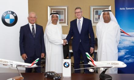 سفر مترف طيلة الرحلة بفضل شراكة BMW الجديدة مع طيران الإمارات