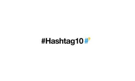 تويتر يحتفل بالذكرى العاشرة لإطلاق الهاشتاج (الوسم)