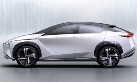 """""""نيسان"""" تكشف عن السيارة الاختبارية IMx الخالية من الانبعاثات في معرض طوكيو للسيارات 2017"""