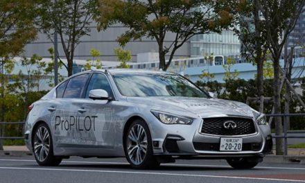 """""""نيسان"""" تختبر تقنية جديدة للقيادة الذاتية المتكاملة في شوارع طوكيو"""