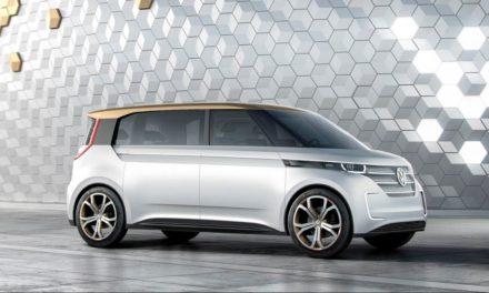 فولكس واجن تعرض نموذجها الكهربائي بالكامل في معرض دبي الدولي للسيارات 2017