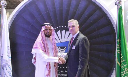 """""""شركة الشرق الأوسط لمحركات الطائرات المحدودة"""" تتعاون مع """"جنرال إلكتريك للطيران"""" لتقديم الدعم الكامل لعمليات الصيانة لمحركات T700-701A وT700-701C وT700-701D في المملكة العربية السعودية"""