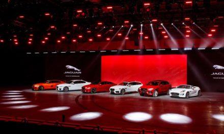 """""""جاكوار"""" تستعرض 6 سيارات جديدة خلال مشاركتها"""