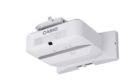 """""""كاسيو"""" تطلق مجموعة جديدة من أجهزة العرض الضوئي عالية الوضوح والخالية من الزئبق"""