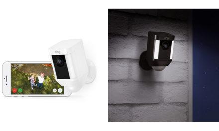 رينغ تطرح منتجات جديدة من كاميرات الأمن الذكية لمراقبة وحماية كل ركن في منزلك