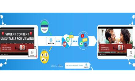 """""""مانتيس"""" تطلق تقنية متقدمة لتدقيق مقاطع الفيديو الإعلانية عبر الإنترنت تقوم على الذكاء الاصطناعي"""