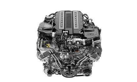 'كاديلاك' تطرح أوّل محرّك V8 بشاحن توربيني توأمي على الإطلاق