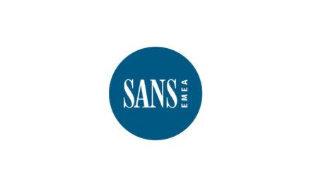 معهد سانز التدريبي للأمن السيبراني يعمل على تدريب وتمكين العاملين في المجال وإكسابهم المهارات العملية للأمن السيبراني خلال فعالية سانز الرياض 2019