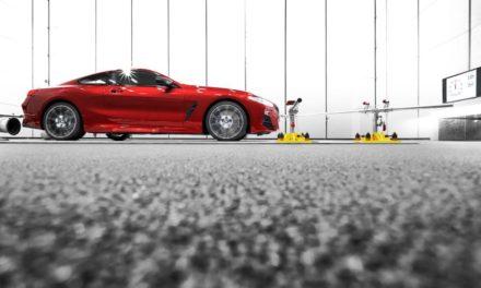 مصنع دينغولفينغ التابع لمجموعةBMW  يبدأ بإنتاج سيارة  BMW الفئة الثامنة كوبيه الجديدة