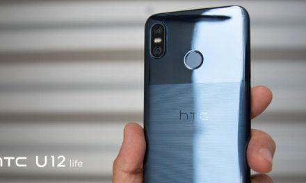 """""""إتش تي سي"""" تطلق هاتفها الجديد U12 life بسعر في متناول الجميع"""