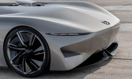 """إنفينيتي """"بروتوتايب 10"""" جوهر السيارات السريعة في عصر المحركات الكهربائية"""