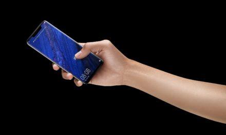 يرتقي هاتف هواوي مايت 20 برو بمستشعر بصمة الأصبع نحو أفاق جديدة كليا