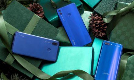هاتف Honor  هدية مثالية للأقارب والأصدقاء في موسم الأعياد!
