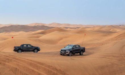 نصائح القيادة في الصحراء من فورد، الحلقة الرابعة: القيادة الآمنة في الصحراء