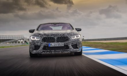 سيارة  BMW M8الجديدة في طريقها إلى الإنتاج