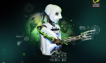 """""""اتصالات"""" تطلق مركز التميز الروبوتي في شهر الابتكار الإماراتي"""