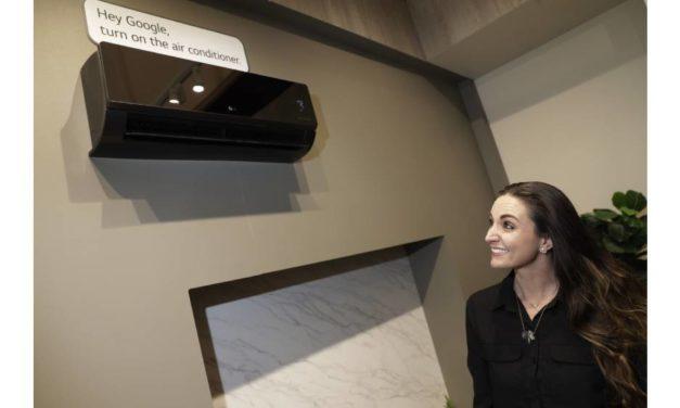 إل جي تقدم الأجهزة المنزلية التي تعمل بالأوامر الصوتية إلى المزيد من المنازل حول العالم