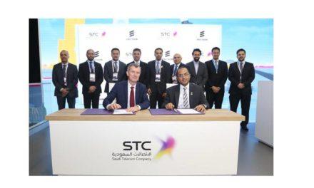 شركة الاتصالات السعودية STC تتعاون مع إريكسون لتعزيز عمليات الإعداد لإطلاق حالات إستخدام تقنية الجيل الخامس