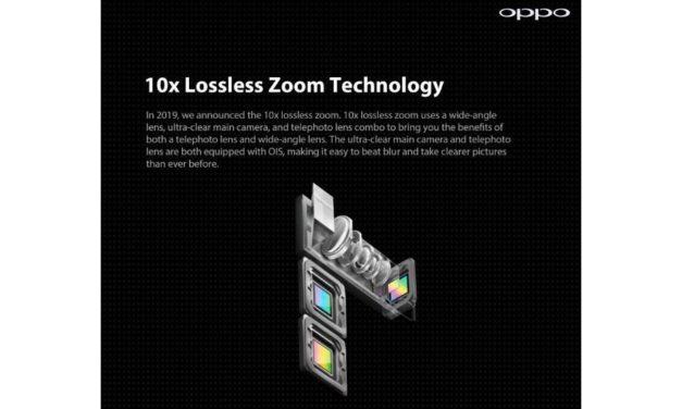 OPPO تؤكد إطلاق تقنية التقريب 10 أضعاف فائق الجودة (10x Hybrid Zoom) في أسواق الشرق الأوسط
