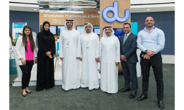 """دو تستعرض أحدث ابتكاراتها في مجال بلوك تشين خلال مشاركتها في فعالية سوق أبوظبي العالمي """"أيام التكنولوجيا"""""""