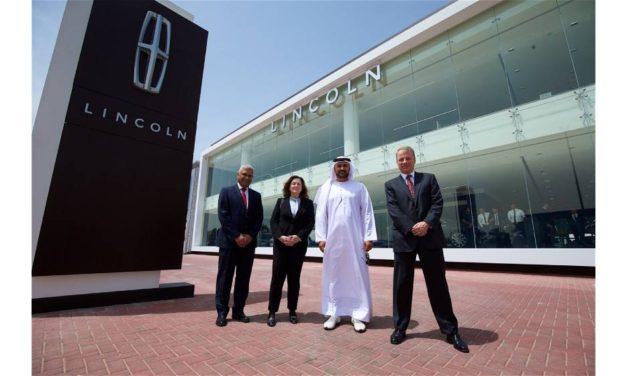 افتتاح أول مركز مستقل لعلامة لينكون في الشرق الأوسط