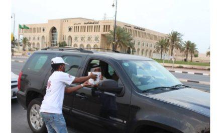 هواوي تشارك للعام الثالث على التوالي في حملة إفطار صائم في المملكة العربية السعودية