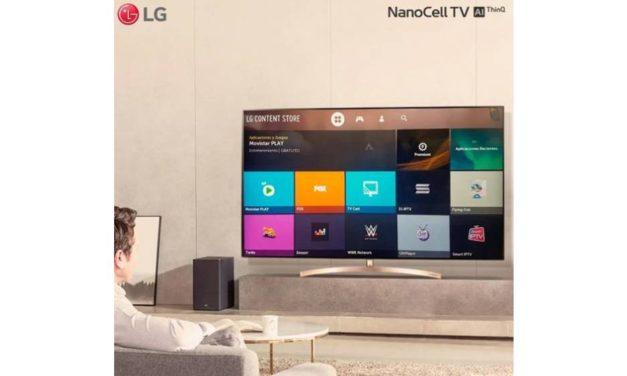 تلفزيون NanoCell من إل جي، الداعم لتقنية الذكاء الاصطناعي باللغة العربية، يتصدر سوق التلفزيونات في السعودية